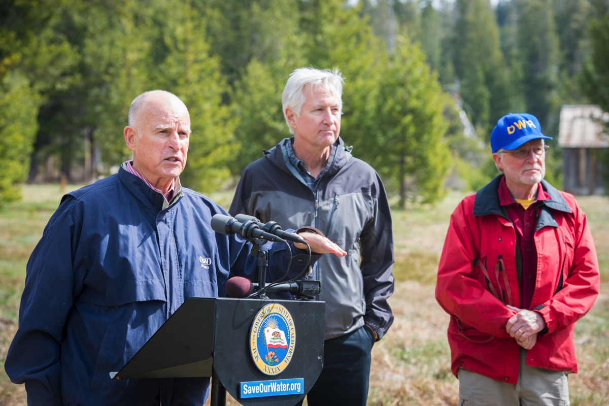 California Governor Brown Mandates Statewide Water Restrictions