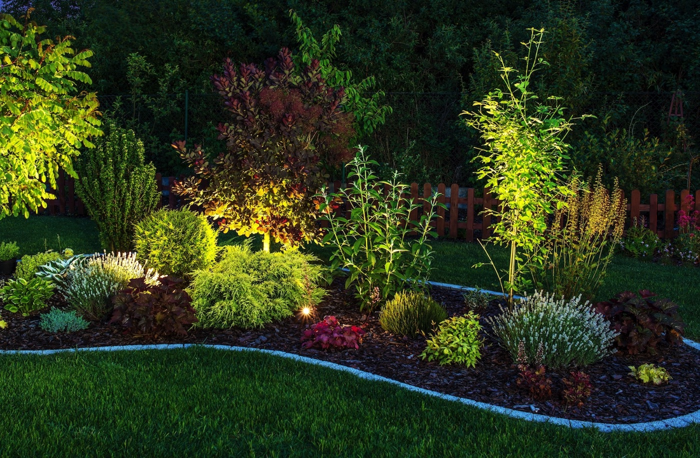 Wading Through the Options: New Innovations in Landscape Lighting