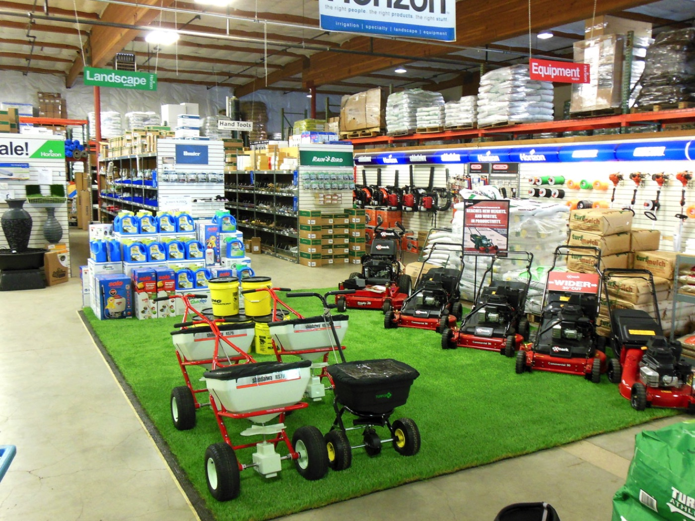 Horizon Milwaukie opened its doors in 1999 and has since become a valued  resource for green industry professionals operating in Portland, OR. - Milwaukie Horizon Distributors - Irrigation & Landscape Supply
